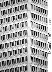 Transamerica Pyramid building windows - SAN FRANCISCO - MAY...