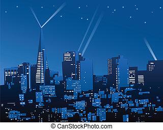 San Francisco Night