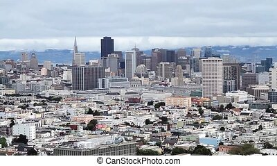 San Francisco Skyline, Zoom out