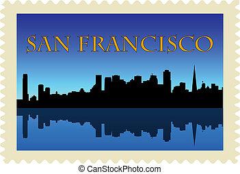 SAN FRANCISCO STAMP