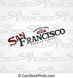 san francisco varsity theme