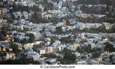 San Francisco - Urban housing in San Francisco