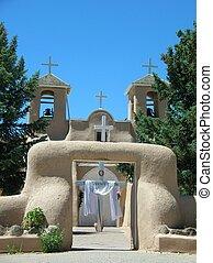 San Franciscode Asis Church, Rancho de Taos, New Mexico