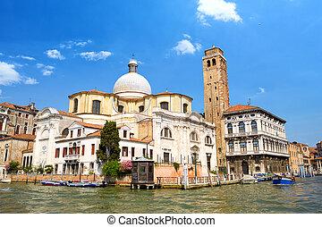 San Geremia church in Venice