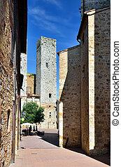 San Gimignano, Tuscany