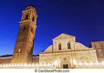 San Giovanni Battista Church - Turin Cathedral