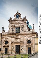 San Giovanni Evangelista, Parma, Italy - San Giovanni ...