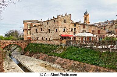 San Giovanni in Marignano town in Italy - San Giovanni in ...