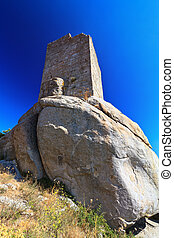 San Giovanni Tower - Elba island