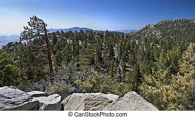 San Jacinto Overlook
