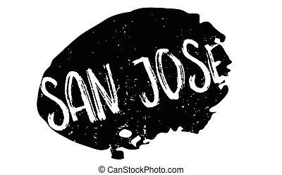 San Jose rubber stamp