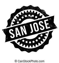 San Jose stamp
