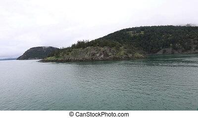 San Juan Islands Washington State shot two - San Juan...