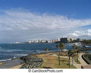 SAN juan, puerto Rico, Caribbean-West Indies