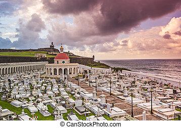 San Juan, Puerto Rico Cemetery