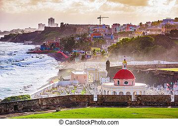 San Juan Puerto Rico - San Juan, Puerto Rico historic...