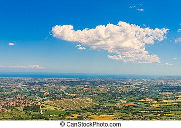 San Marino valley