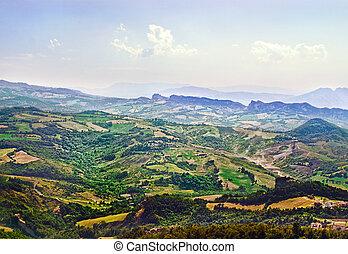San Marino View.