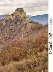 San Michele Sacra Abbey, Piamonte, Italy