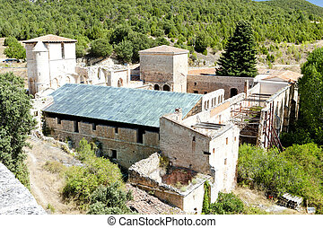 San Pedro de Arlanza Monastery, Castile and Leon, Spain