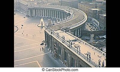 San Pietro aerial view