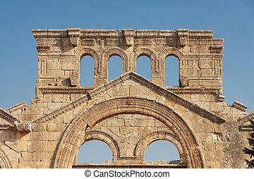 San Simeon Estilita, Syria