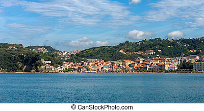 San Terenzo Village - Lerici Liguria Italy