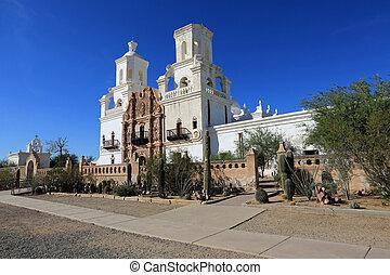 san xavier del bac mission, église
