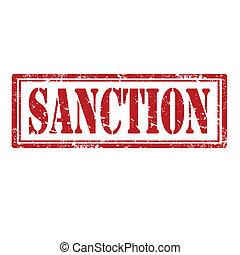 sanction-stamp