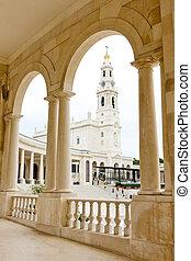 Sanctuary of Our Lady of Fatima, Fatima, Estremadura, ...