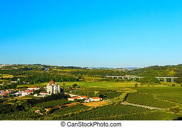 Sanctuary of Senhor Jesus da Pedra, Obidos, Portugal