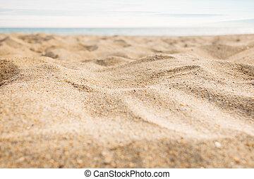 sand., θάλασσα