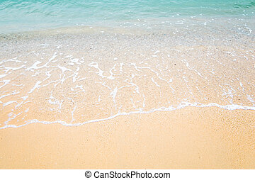 sand and sea texture background