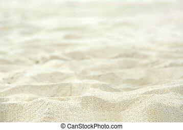 Sand background - White sand background