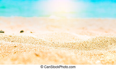 sand beach summer background