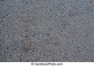 Sand close up