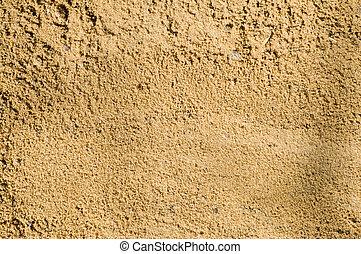 sand closeup as background