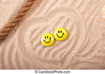 Sand compositions