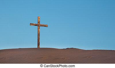 Sand Dune Cross
