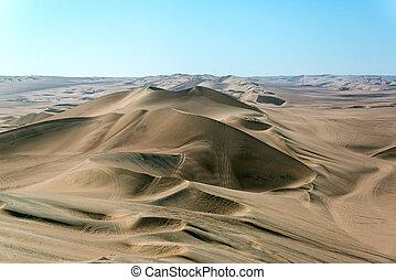 Sand Dune Landscape