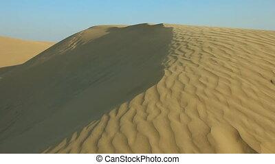 Sand dune Thar desert Rajasthan India
