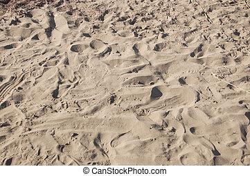 sand., encombrements
