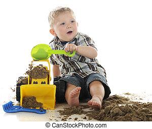 Sand is Fun