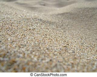 sand, körner