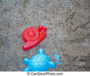 sand leksak