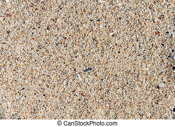 sand on beach for background