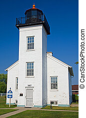 Sand Point Lighthouse, Escanaba
