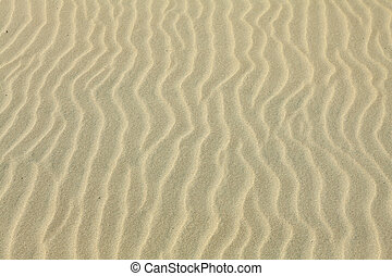 Sand Texture. Brown sand. Background from fine sand.