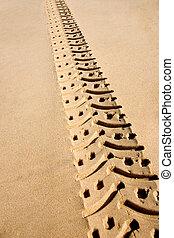 sand track adventure