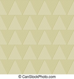 Sand Triangle Pattern